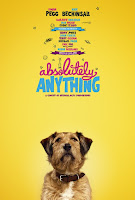 Absolutely Anything Poster Robin Williams 1