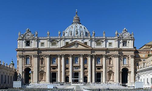 rome saint peter's basilica