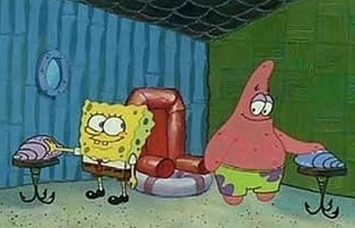 620+ Gambar Dalam Rumah Spongebob HD