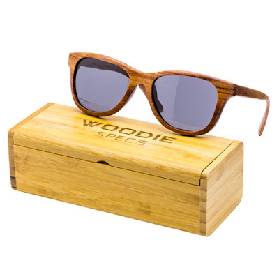 Style'n In The Sun With Woodie Specs