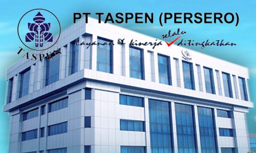 Lowongan Kerja BUMN PT Taspen (Persero)