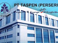 Lowongan Kerja BUMN PT Taspen (Persero) Tahun 2016