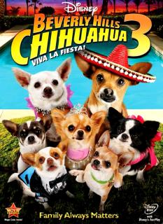 Un Chihuahua De Beverly Hills 3 (2012) | 3gp/Mp4/DVDRip Latino HD Mega