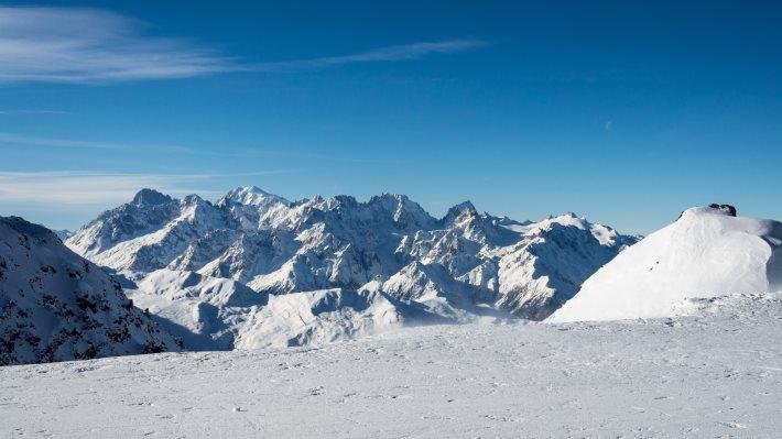 Wallpaper: Mont Blanc
