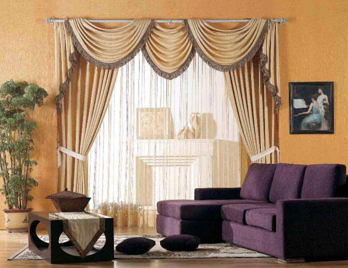 Gentil The Best Curtain Designs And Colors For Bedroom 2018, Bedroom Curtain Styles