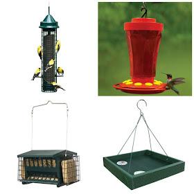 Bird Feeder Gift Ideas