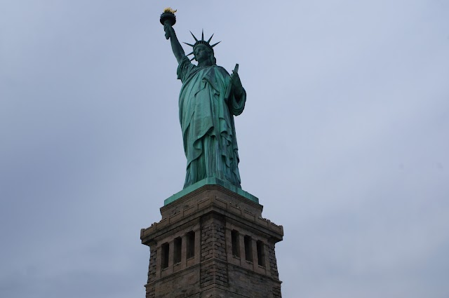 Statue of Liberty free picture, New York City