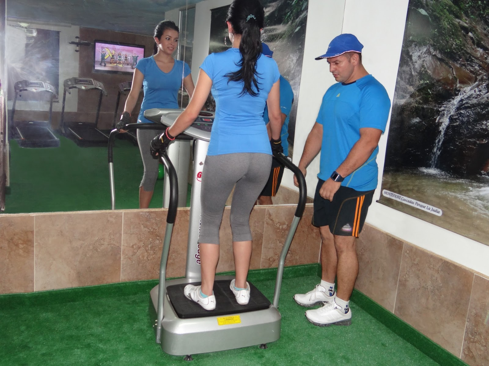 Aparato Gimnasia Pasiva Masso Personal Training And Stetic Spa