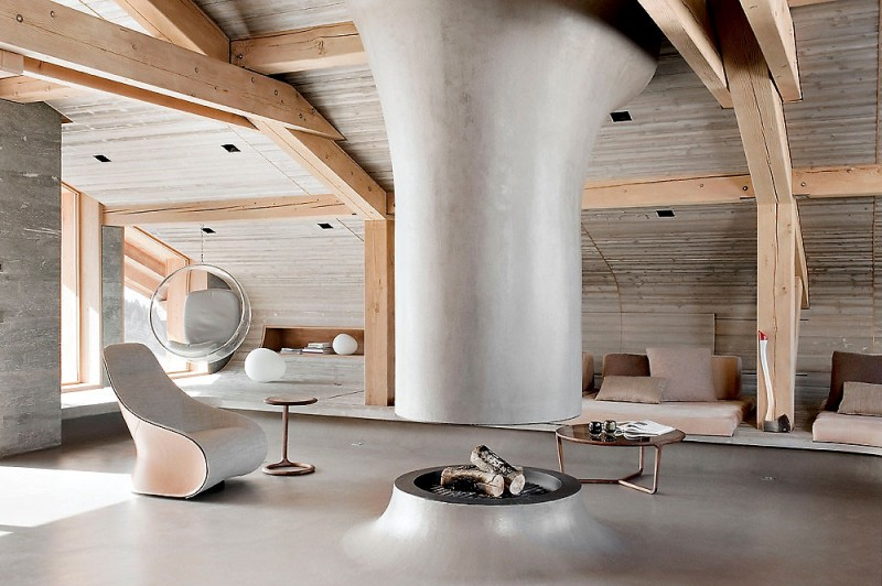 Wooden Beams for Modern Interior House Ceiling Design ...