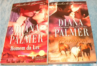 Diana Palmer apaixonada por romances