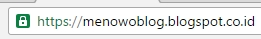 Secured HTTPS Blogger
