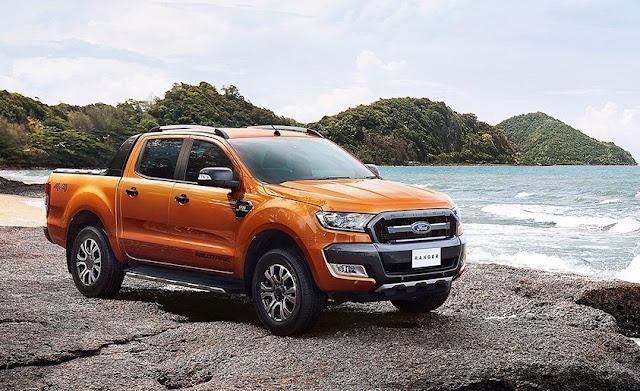 Ford Ranger 2019  và những kế hoạch dài hạn của Ford