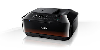 Canon PIXMA MX725 Software Download and Setup