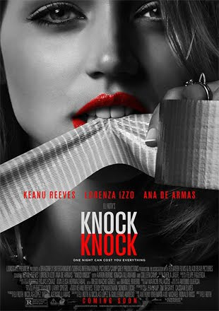 Knock Knock 2015 Full English Movie Download 1080p BRRip Esubs