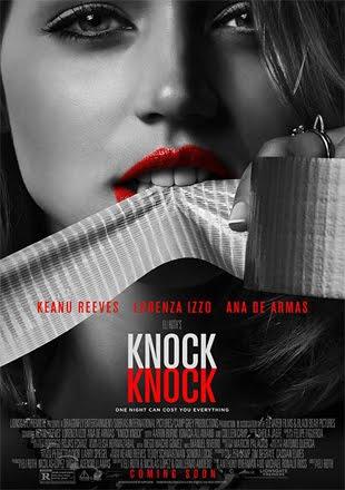 Knock Knock 2015 Full English Movie Download 1080p BRRip Esubs