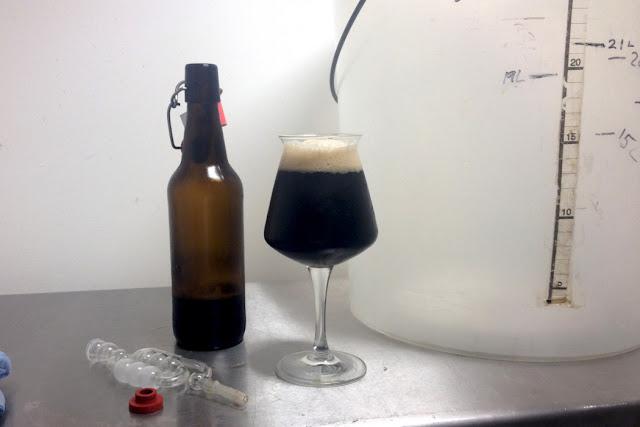 Big ABV beer yeast