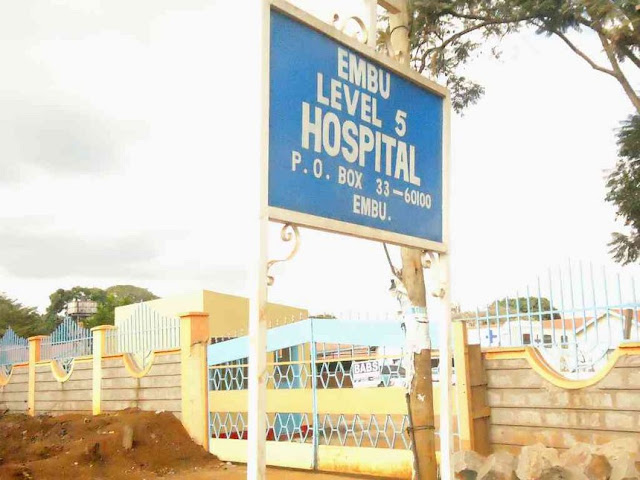 Embu Bhang Grower Gets Shot In The Leg For Fighting Police