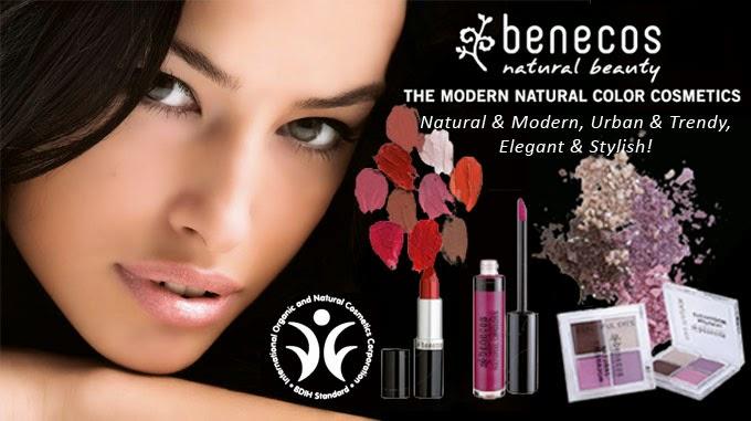 cosméticos naturales benecos