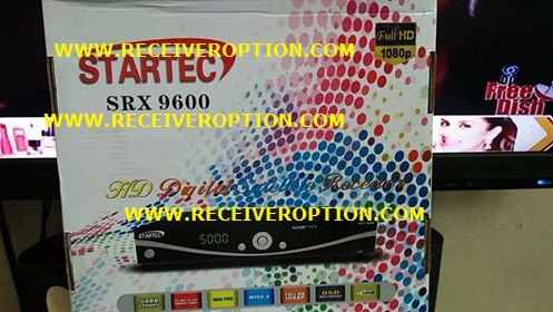 HOW TO CONNECT WIFI IN STARTEC SRX 9600 HD RECEIVER
