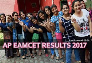 AP EAMCET Results 2017 Eenadu Manabadi Schools9 EAMCET Rank Card