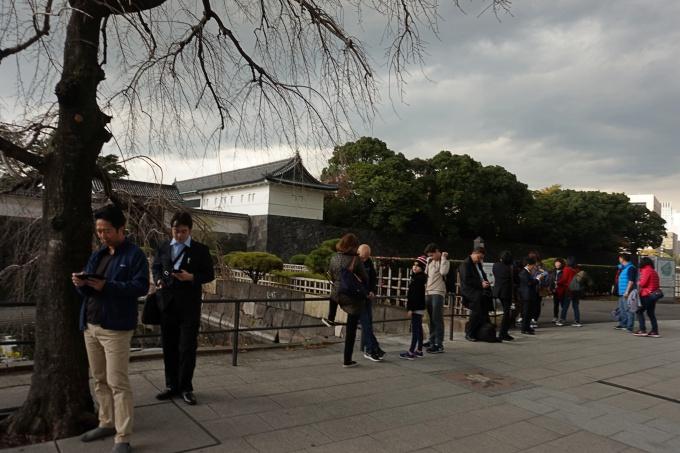 Kokemuksia Tokion nähtävyyksistä ja yksinmatkailusta - vinkkejä matkalle ja aukioloaikoihin / Keisarillinen puutarha