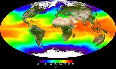 instalaciones eléctricas residenciales - temperaturas del planeta tierra
