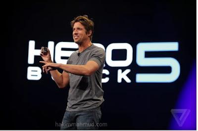 Spesifikasi & Harga GoPro Hero 5 Baru
