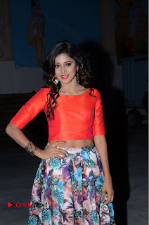 Actress Sushma Raj Pictures at Eedu Gold Ehe Gummadikaya Function 0089