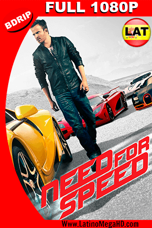 Need for Speed: La Película (2014) Latino FULL HD BDRIP 1080P ()