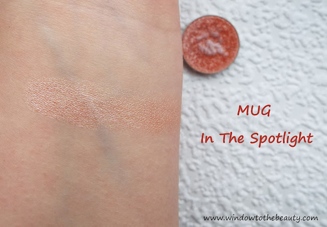 in the spotlight mug swatch