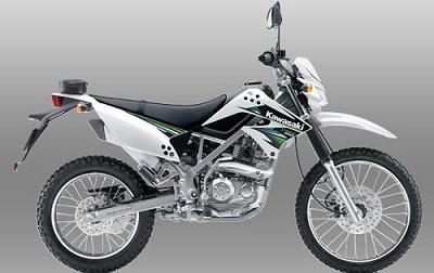 Motor Kawasaki KLX All Type Terbaru