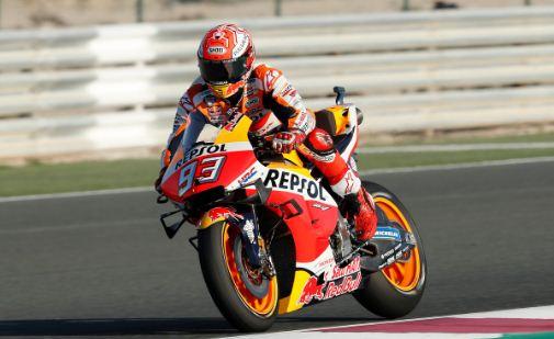 Hasil FP2 MotoGP Qatar: Marque Tercepat