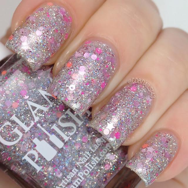 Glam Polish-Peach Has Got It!