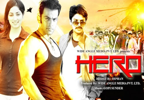 Hero 2014 Hindi Dubbed