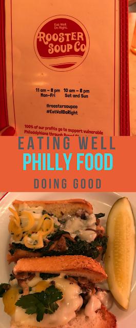 Philadelphia vegetarian