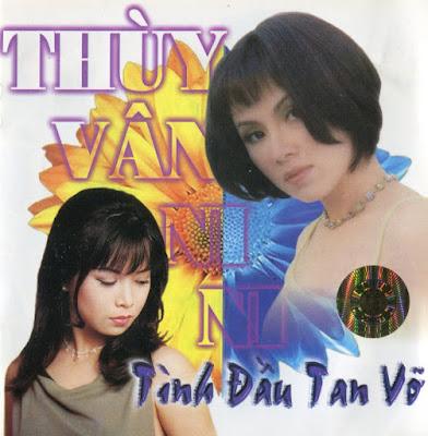 Tình Đầu Tan Vỡ – Thùy Vân – Ni Ni (Minh Thu CD) (Wav/Nrg)