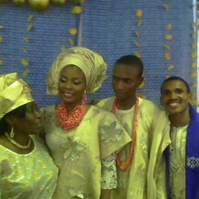Bishop Oyedepo's Daughter's Traditional Wedding