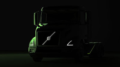Volvo VNR terá versão elétrica até 2020