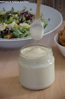 Vegan Sour Cream από κάσιους  - by https://syntages-faghtwn.blogspot.gr