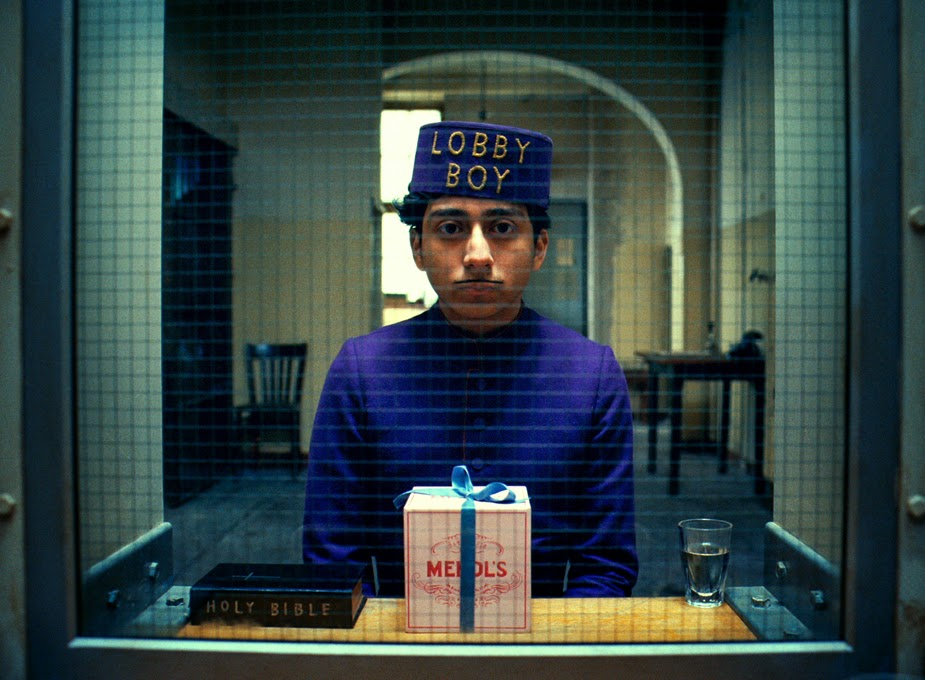 Tony Revolori as Zero Moustafa
