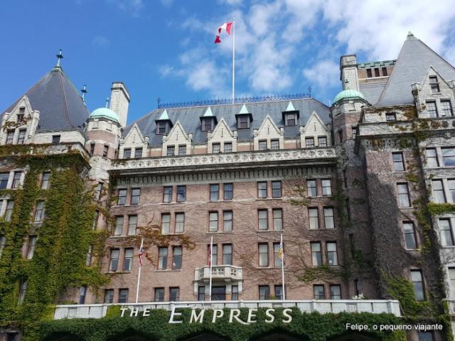 Victoria Vancouver Island British Columbia
