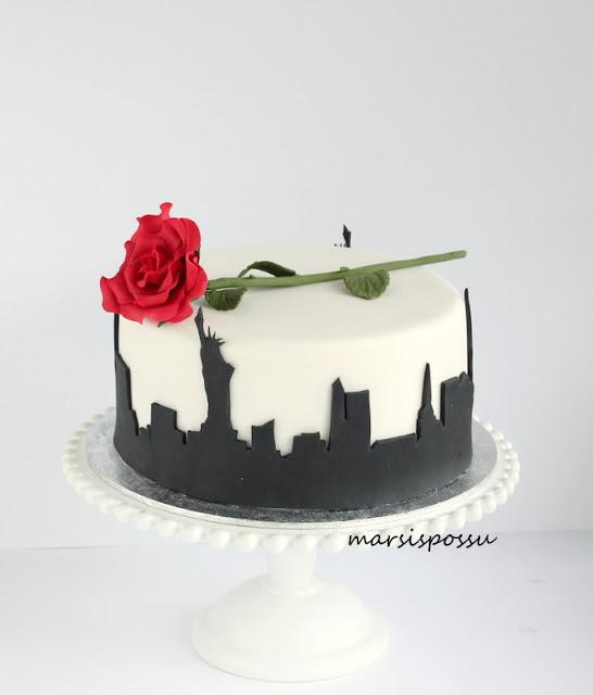 New York -kakku