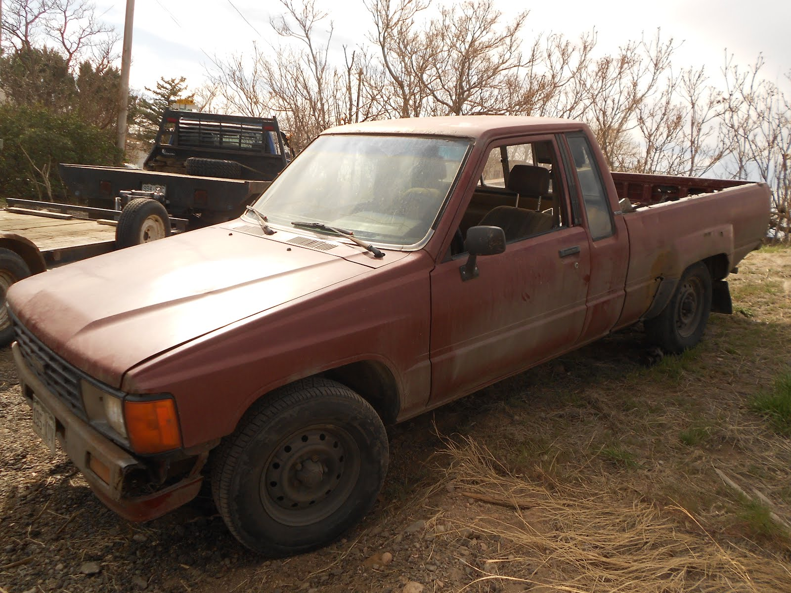 1984 toyota pickup 4x4 wiring diagram caravan towbar 1992 parts auto