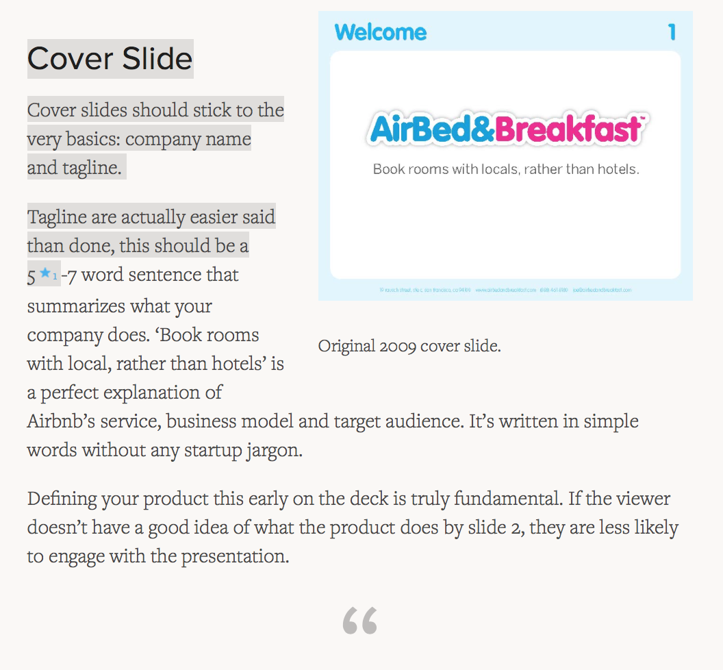 Pay Days Airbnb Pitch Deck