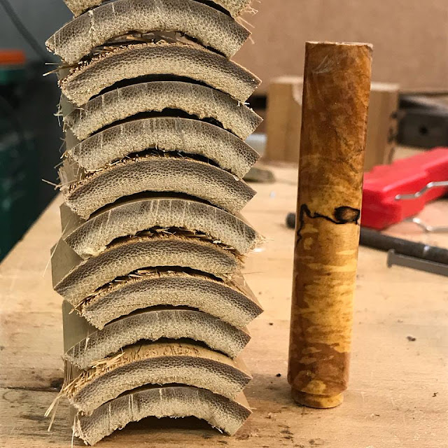 LEIDERMAN RODS - On Making Bamboo Reel Seats