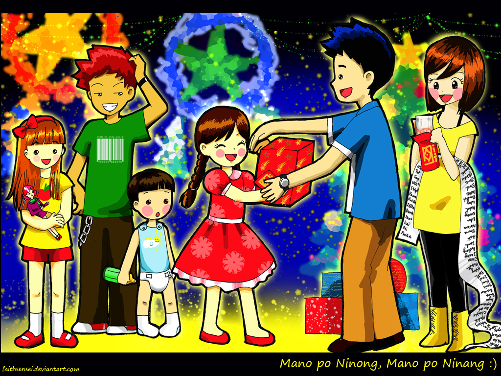 Pinoy Samut Sari 8 Filipino Christmas Traditions Amp Icons