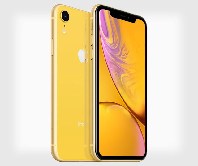 Apple svela l'iPhone XR, un telefono low cost con modalità ritratto one-camera