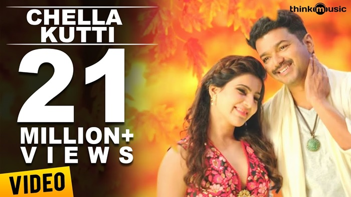 Chella Kutti Video Song Download Theri 2016 Tamil