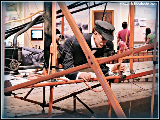 Museo Nacional del Aire y el Espacio de Estados Unidos: 1903 Wright Flyer