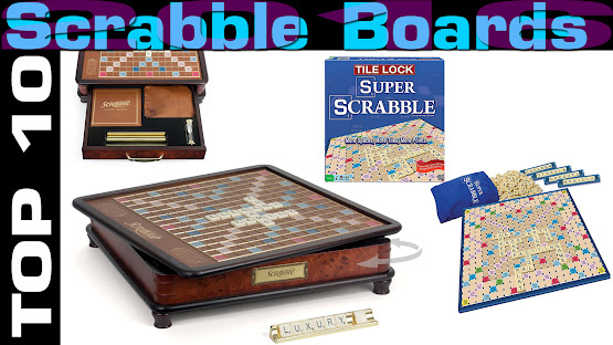 Top 10 Review Products-Top 10 Scrabble Boards 2016